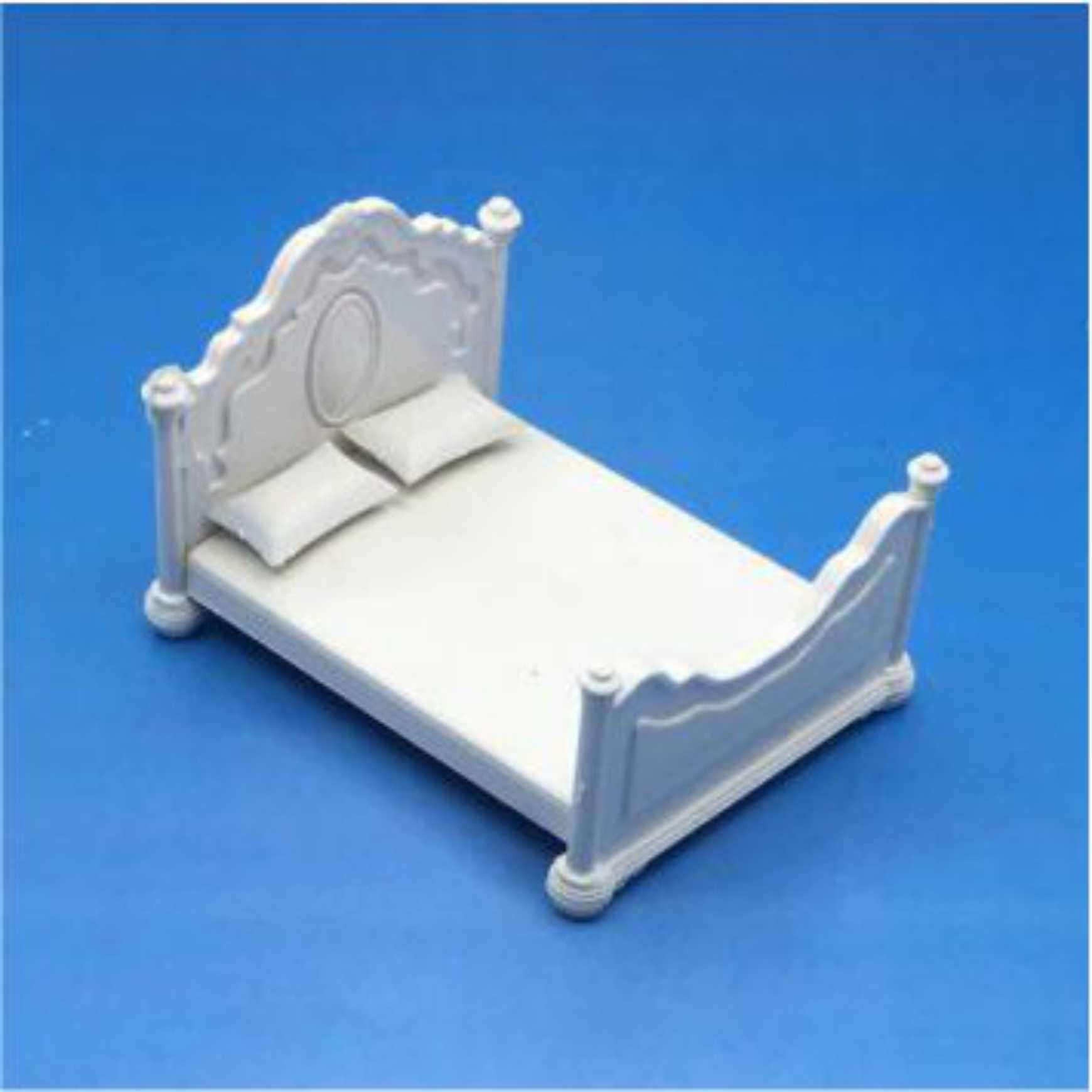 Royal Bed Maquette
