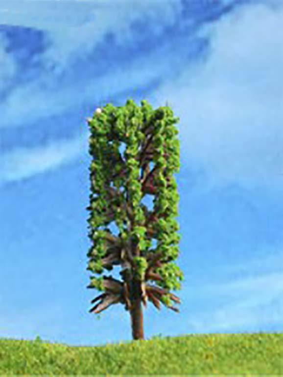 Cylindrical Pine Maquette